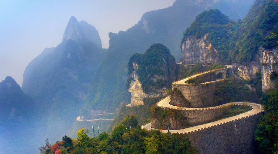 zhangjiajie-tianmen-mountain