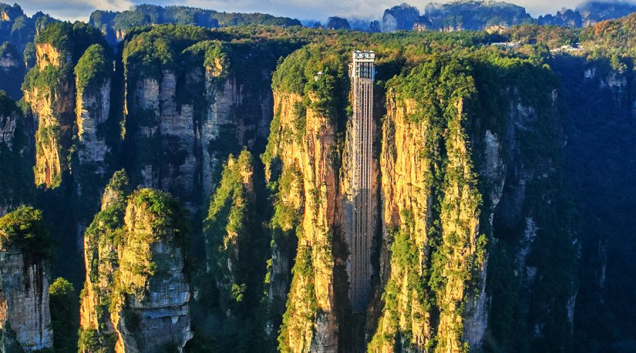 2 Full Days Zhangjiajie Avatar Mountain and Tianmen Mountain Private Tour